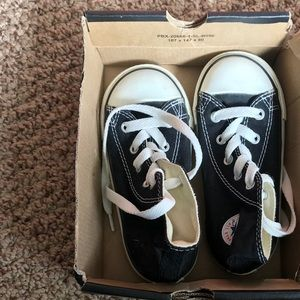 Used once practically brand new high top converse